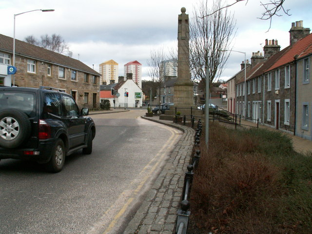 High St, Kincardine on Forth