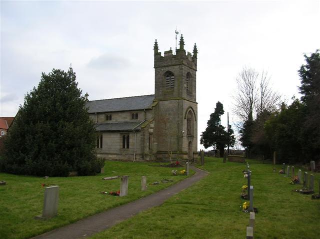 Gate Helmsley Church