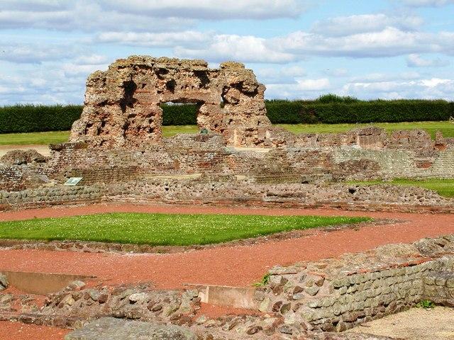 Wroxeter Roman Site