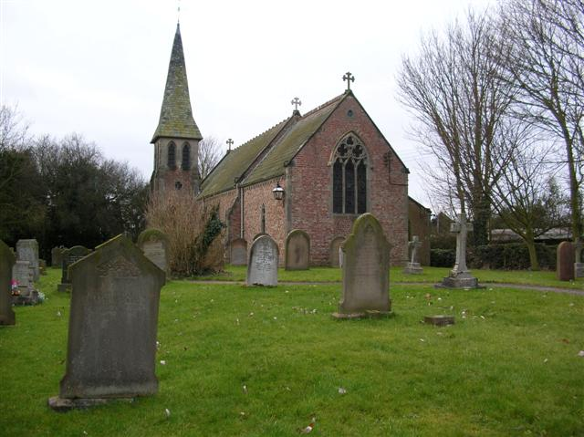 Warthill Church