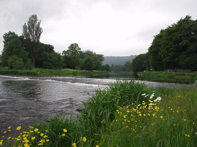 The Weir at Peebles