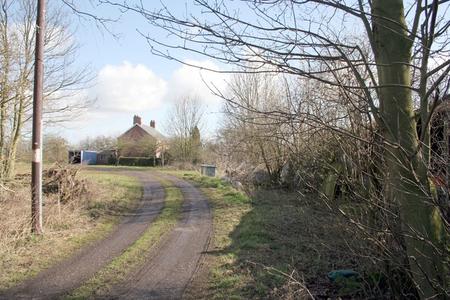 Fen Farm near Bourne Eau