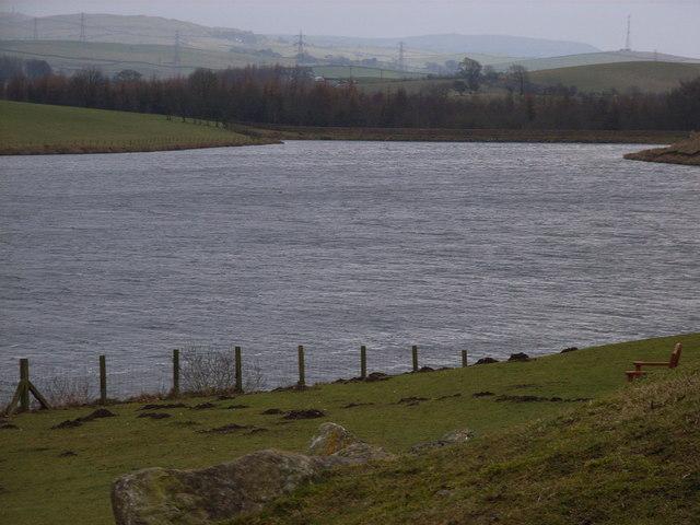 Killington Reservoir Dam