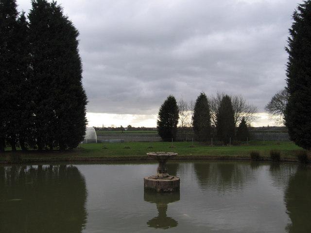 A5 Aquatics Centre landscape
