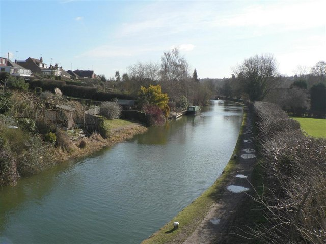 Grand Union Canal at Northchurch