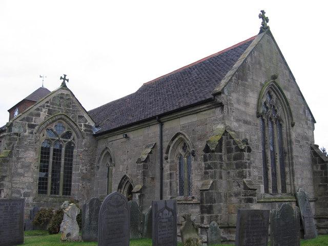 St James Church, Sutton Cheney