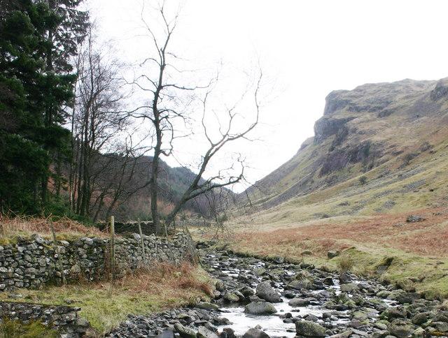 Iron Crag Thirlmere