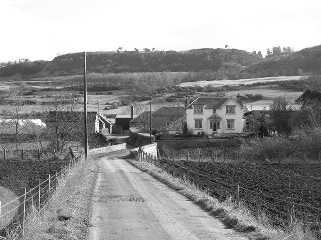 Wester Clunie Farm