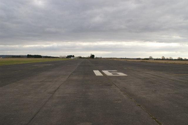 Westonzoyland Airfield Runway
