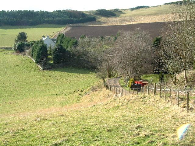 Wester Lumbennie Farm