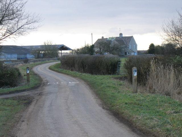 Glebe Farm Poole Keynes