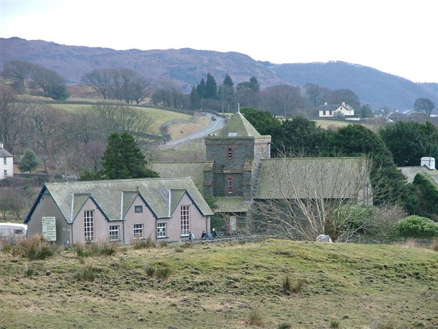 St Luke's Church, Torver
