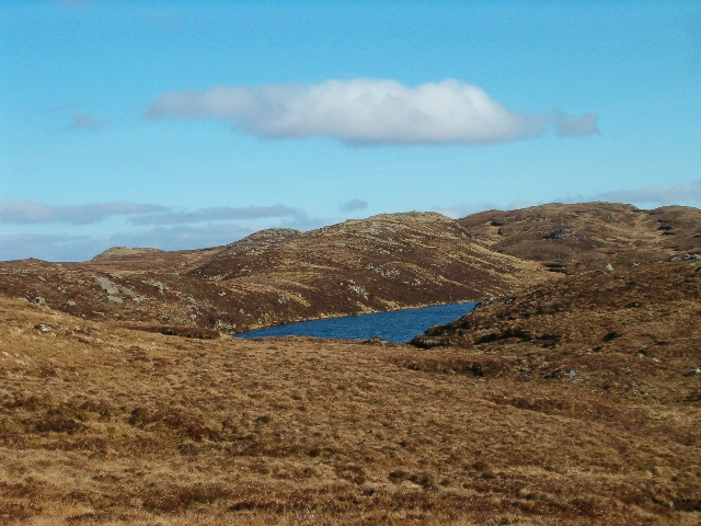 Lochan na Craim from the south-west