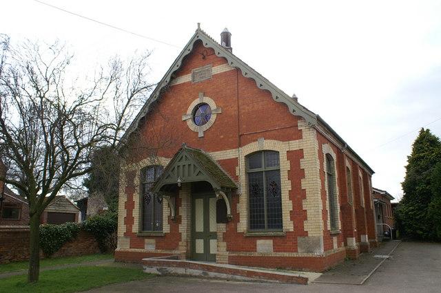 Middlezoy Methodist Church 1898