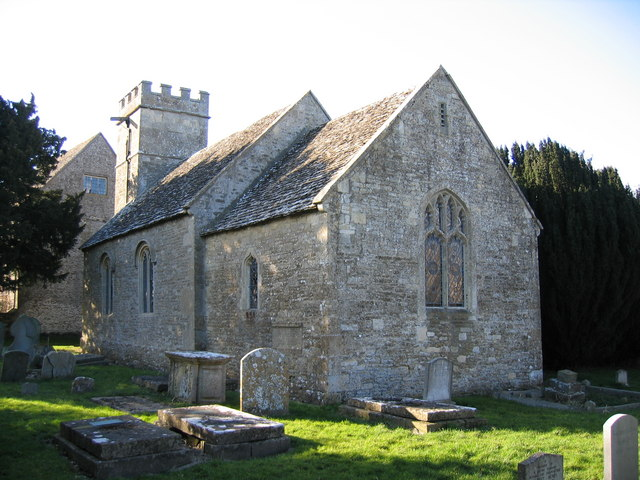 Poole Keynes Parish Church