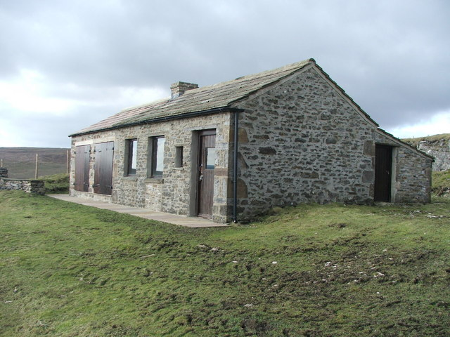 House above Fossdale Pasture.