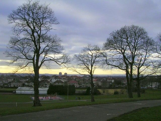 Garrowhill Park