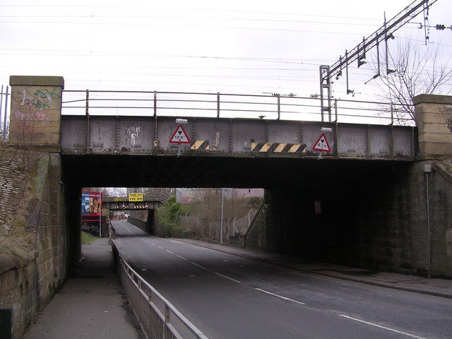 Railway Bridges, Shettleston
