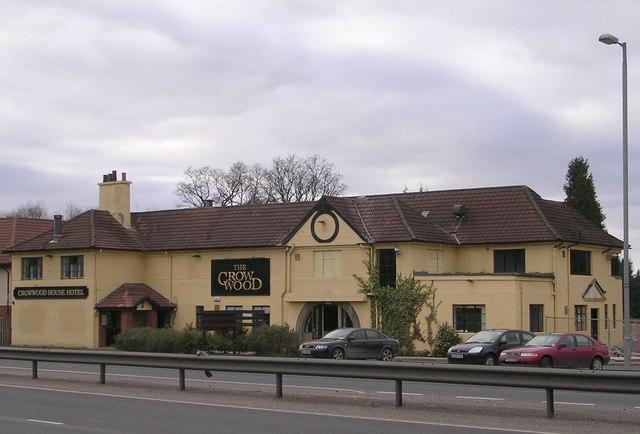 The Crow Wood Motel
