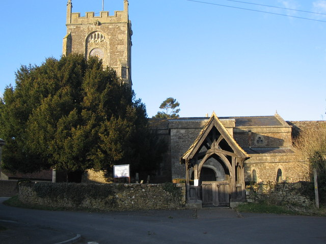 St. Michael and All Angels, Buckland Dinham