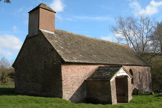 St Michael's church, Michaelchurch