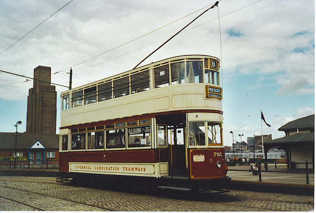 The Birkenhead Tramway