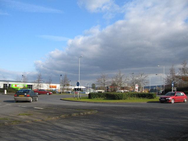 Marston Retail Park