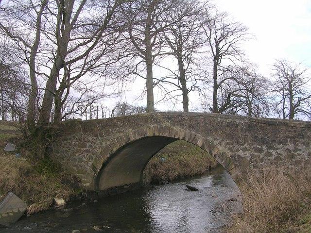 Like a Bridge Over Luggie Water