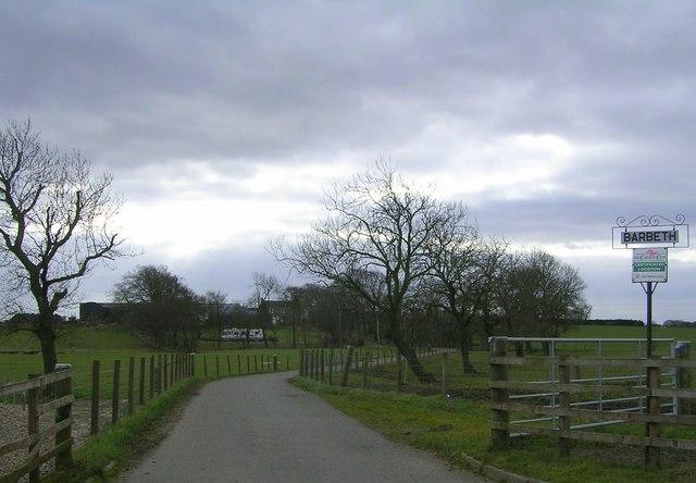 Barbeth Farm