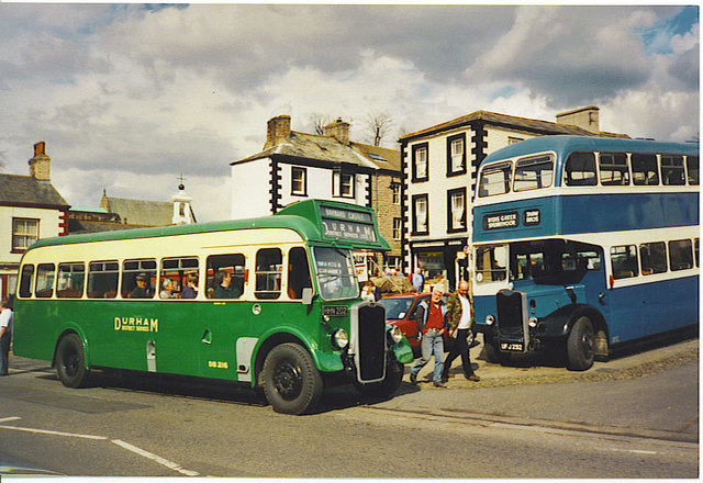 Kirkby Stephen - Transport Weekend.