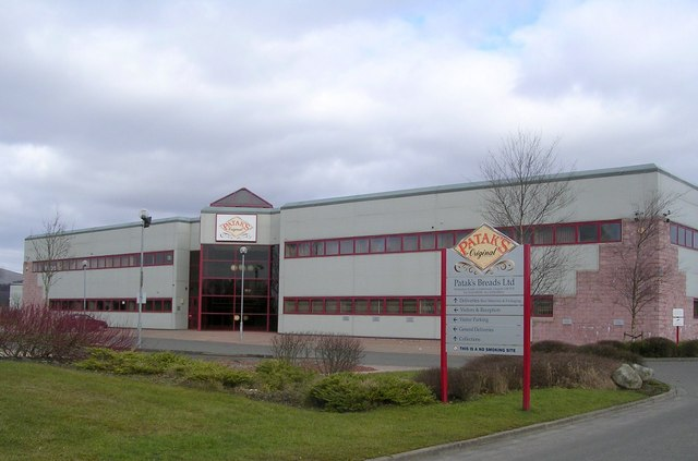 Patak's Breads Ltd, Cumbernauld