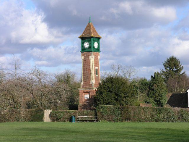 Sandhurst Clock Tower