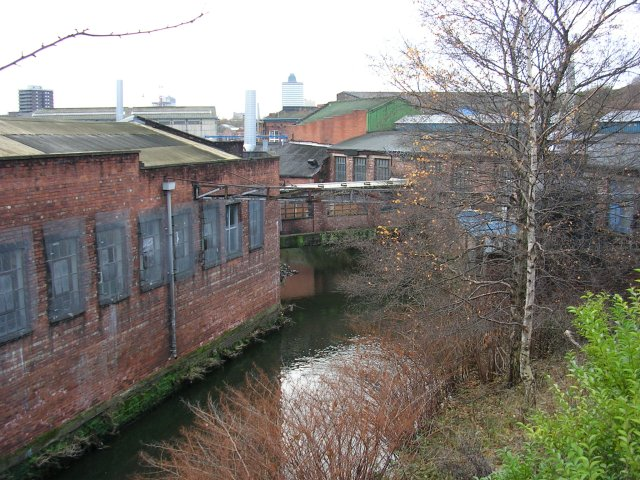 River Irk, Manchester
