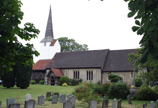 Stock Parish Church