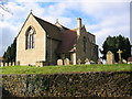 SE8934 : St. Oswald's, Hotham - West View by Stephen Horncastle