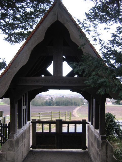 All Saints - Lych Gate