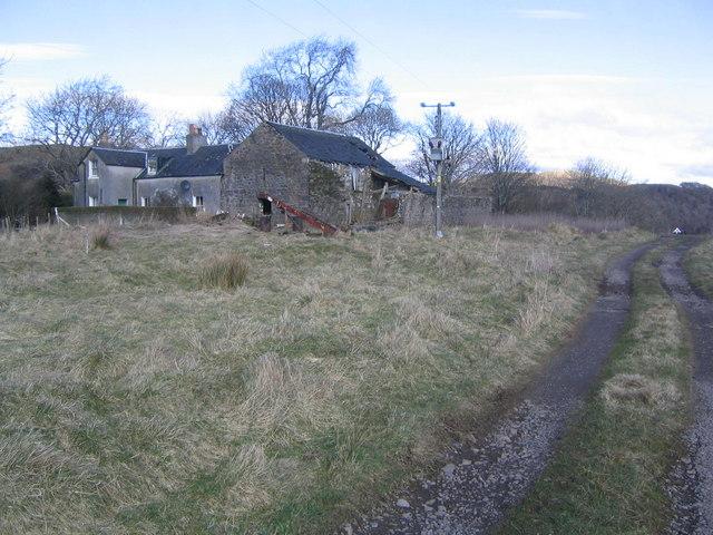 Moleigh Farmhouse
