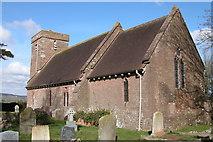 SO5126 : Pencoyd church by Philip Halling