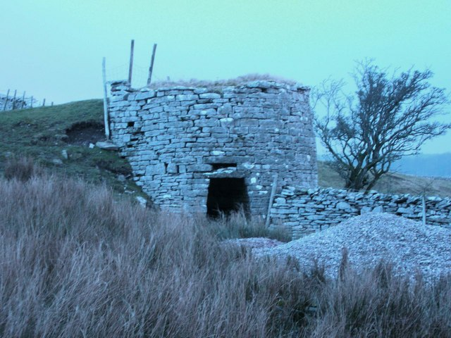 Lime Kiln south of Beckstones farm