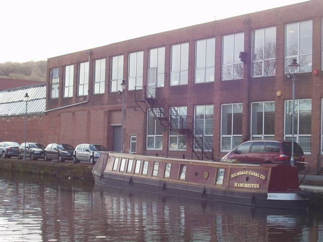 Stylo Shoe factory/warehouse, Apperley Bridge