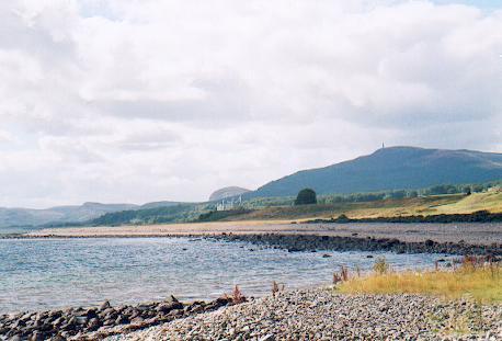 Beach south of Brora