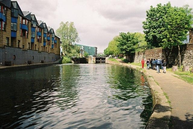 Mile End Lock