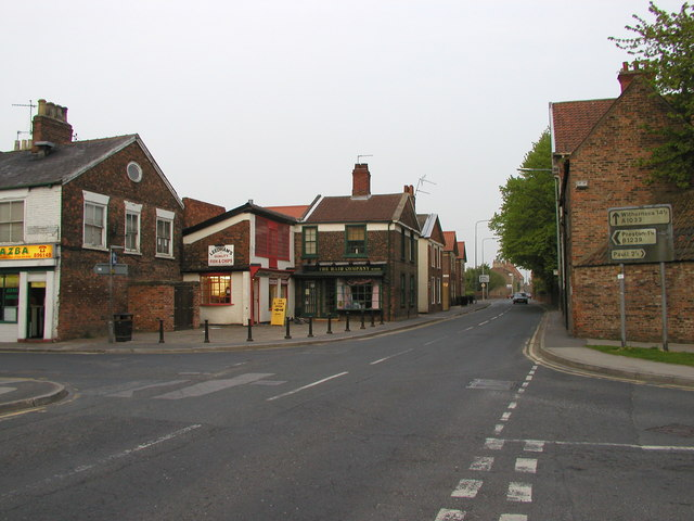 The crossroads, Hedon