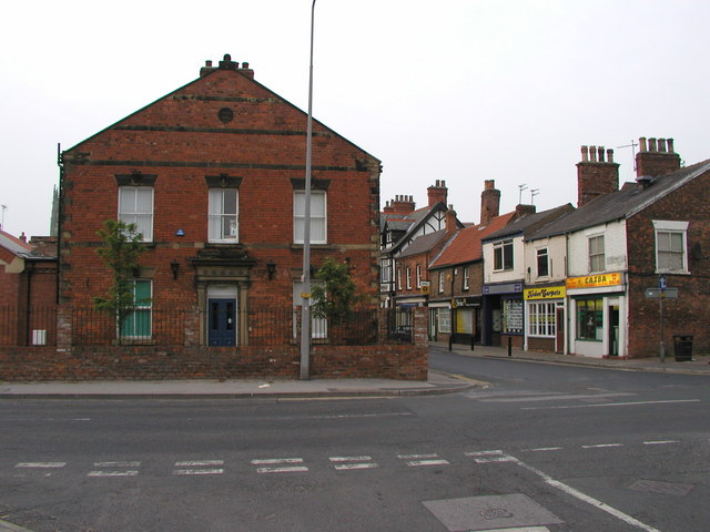 East Riding Council Office, Hedon