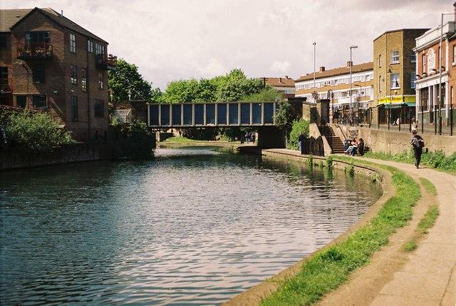 Pritchard's road Bridge, Regent's Canal