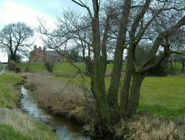 Farm near Park Hall, Barrow