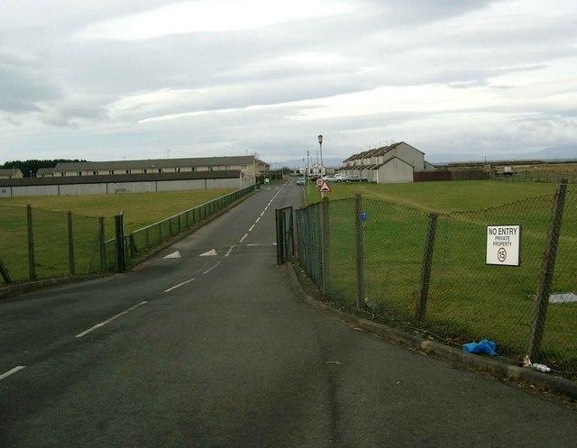 Dundonald Camp