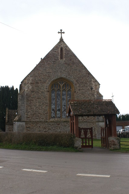 St Peter & St John Church, Moorland