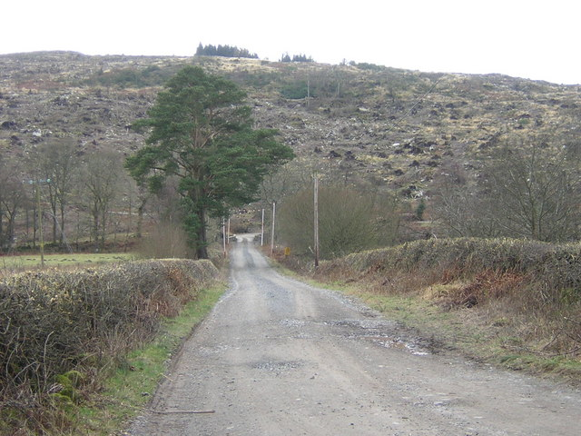 Access Road to Solway Fishery