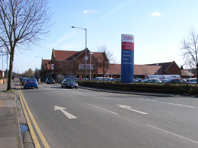 Tesco's Supermarket, Dedworth